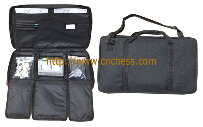 Bag Also Has Compartments For Pens Score Pads And Identification Card Style Of Provides E To Carry Extra Books Other Accessories